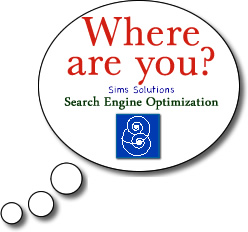 Sims Solutions offers Search Engine Optimization | www.simssolutionsww.com