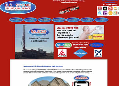 Water Well Drilling-Company-Website-SimsSolutions
